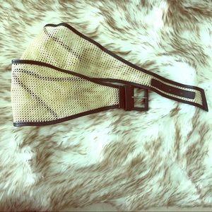 ♥️Fendi vintage belt fabulous 85/34 💯 authentic♥️